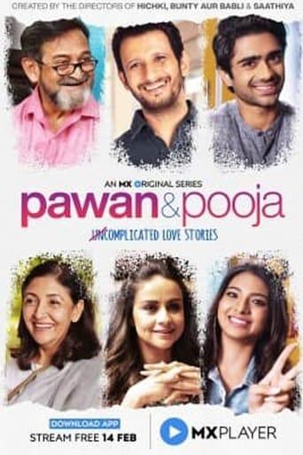 Poster of Pawan & Pooja