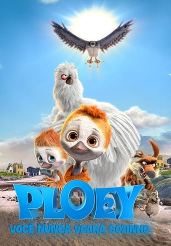 PLOEY - You Never Fly Alone - Poster