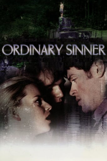Poster of Ordinary Sinner
