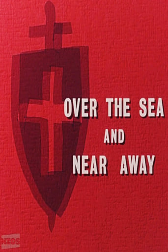 Poster of Over the Sea and Near Away