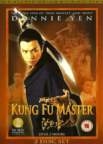 Poster of The Kung Fu Master