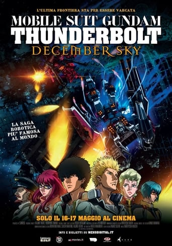 Cartoni animati Mobile Suit Gundam Thunderbolt: December Sky - ???????? ??????? DECEMBER SKY