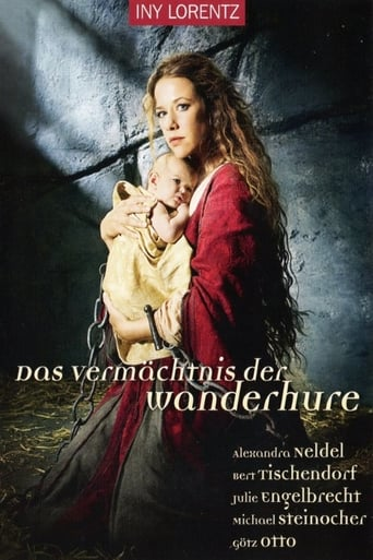 Poster of The Legacy of the Wanderhure