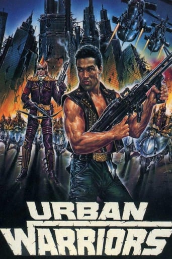 Poster of Urban Warriors