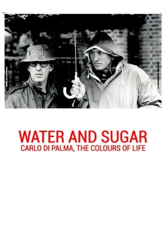 Poster of Water and Sugar: Carlo Di Palma, the Colours of Life