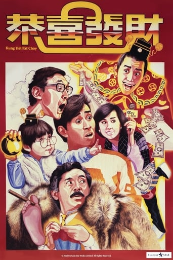 Poster of Kung Hei Fat Choy