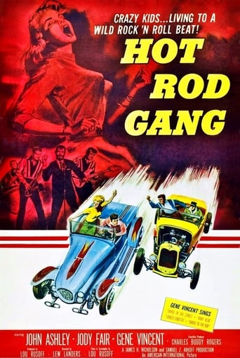 Poster of Hot Rod Gang