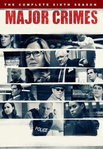 Crimes Graves 6ª Temporada - Poster