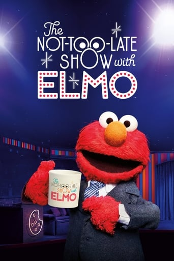 Capitulos de: The Not-Too-Late Show with Elmo