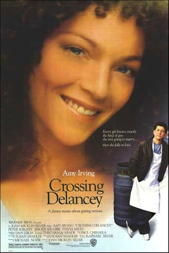 Poster of Crossing Delancey