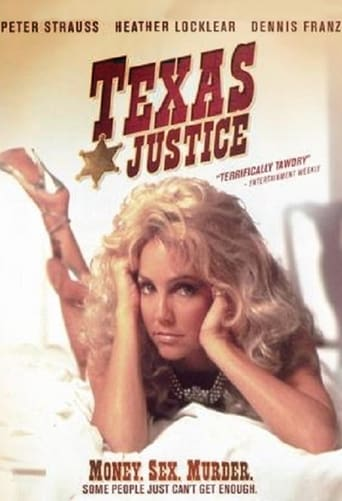 Poster of Texas Justice