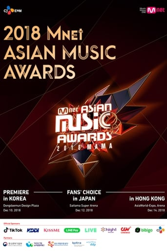 2018 Mnet Asian Music Awards in Hong Kong