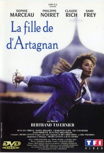 Poster of La hija de D'Artagnan