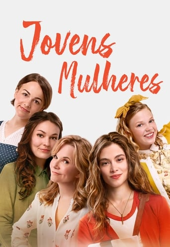 Jovens Mulheres - Poster