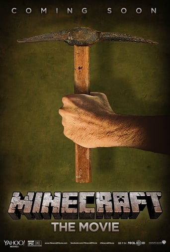 Poster of Minecraft: The Movie