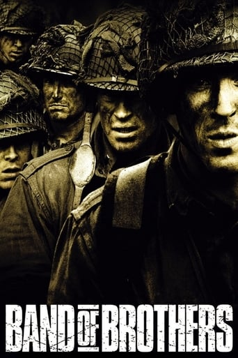 Poster of Band of Brothers