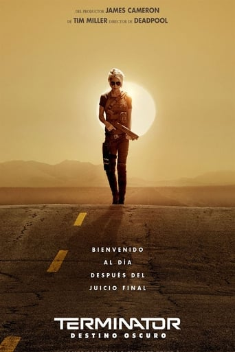 Poster of Terminator: Destino Oscuro