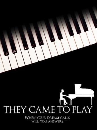 Poster of They Came to Play