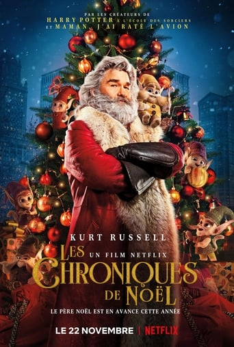 Poster of Les Chroniques de Noël