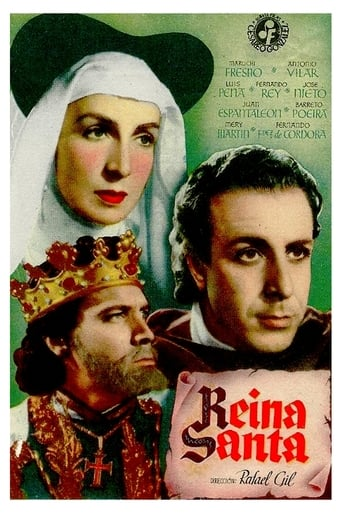 Poster of Reina santa