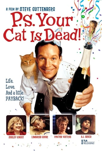 Poster of P.S. Your Cat Is Dead!