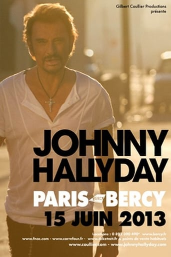 Poster of Johnny Hallyday en direct de Bercy, La Soirée Anniversaire