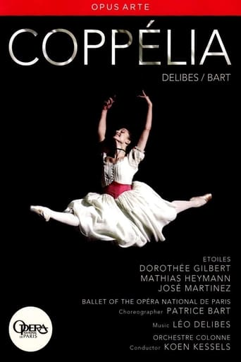 Poster of Coppelia - Delibes