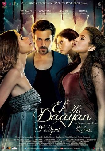 Poster of Ek Thi Daayan