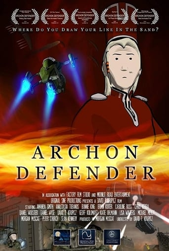 Poster of Archon Defender