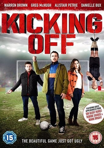 Poster of Kicking Off