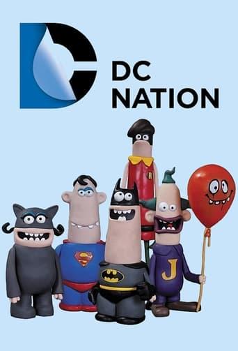 DC Nation Shorts