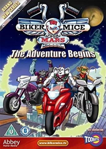 Poster of Biker Mice from Mars