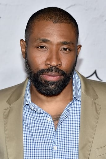 Cress Williams alias Detective Joe