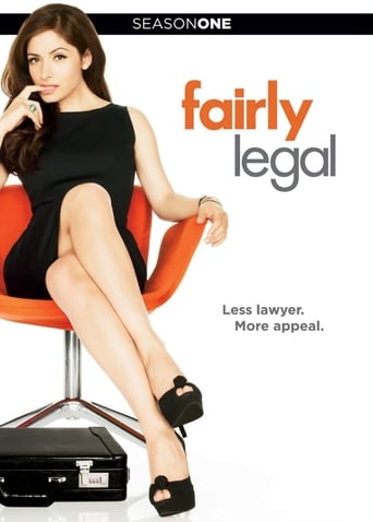 Poster of Fairly Legal