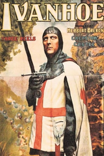 Poster of Ivanhoe