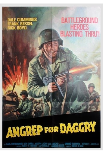 Rangers Attack at Hour X Movie Poster