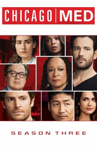 chicago med 3 temporada resumo