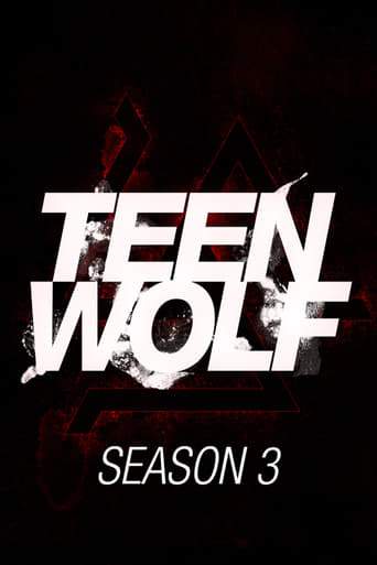 Jaunasis vilkas / Teen Wolf (2013) 3 Sezonas