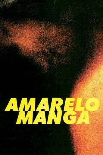 Amarelo Manga - Poster