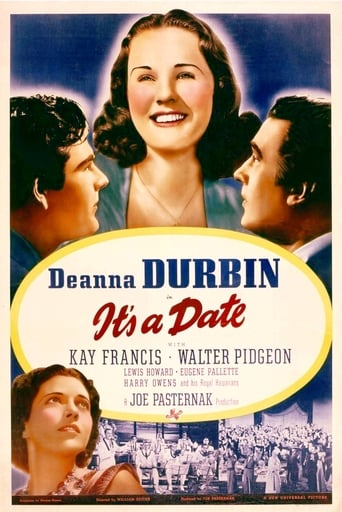 Poster of It's a Date