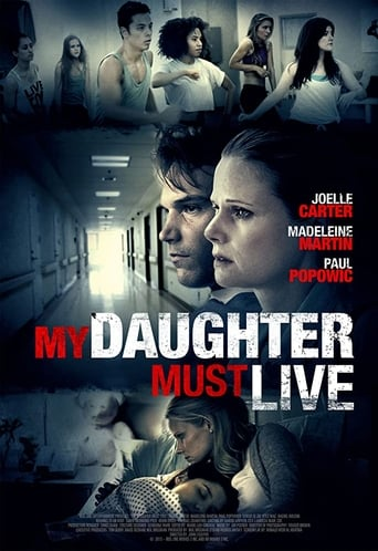 Poster of My Daughter Must Live