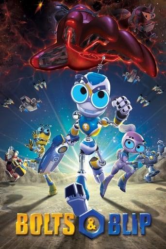 Bolts & Blip Robot Warriors