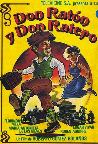 Poster of Don Ratón y Don Ratero