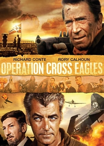 Poster of Operation Cross Eagles