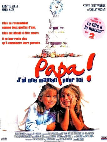 Poster of Papa, j'ai une maman pour toi