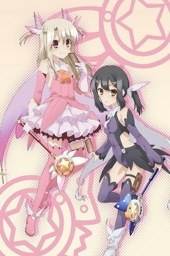 Poster of Fate/kaleid liner Prisma☆Illya Specials