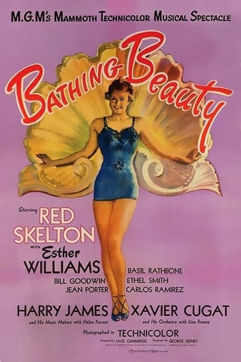 Poster of Bathing Beauty