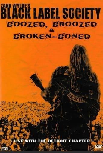 Black Label Society - Boozed, Broozed & Broken-Boned