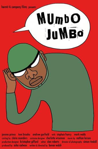 Official movie poster for Mumbo Jumbo (2005)