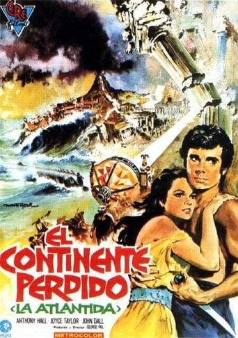 Poster of El continente perdido